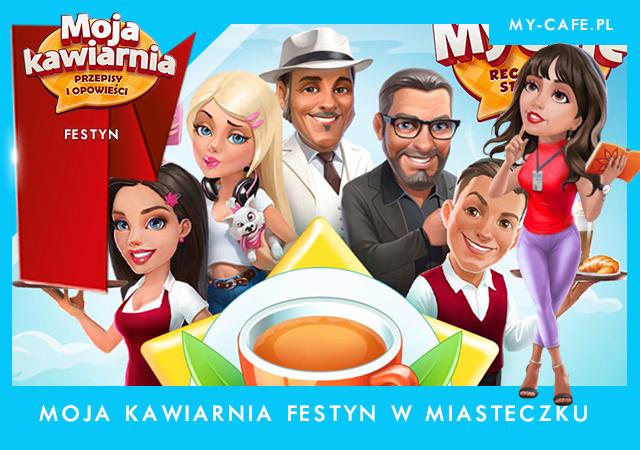 Moja Kawiarnia Festyn w miasteczku – informacje w pigułce – MY CAFE FESTIVAL PL