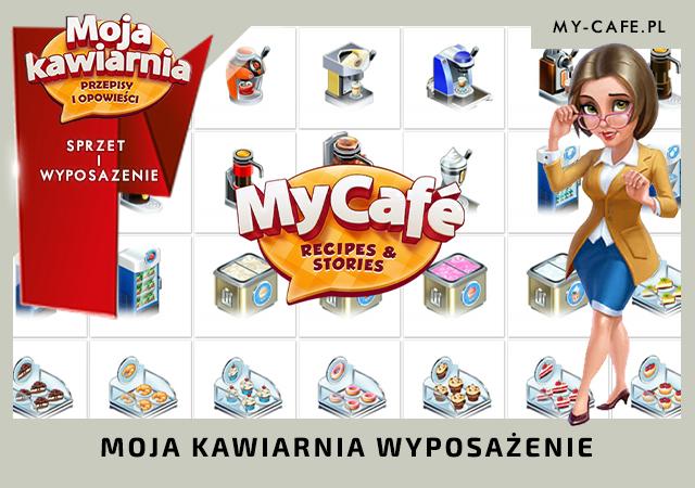 My Cafe Sprzęt – podstawowe informacje dla nowicjuszy – MOJA KAWIARNIA WYPOSAŻENIE