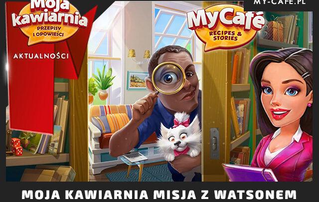 Misja z Watsonem Moja Kawiarnia – Tajemniczy Hotel