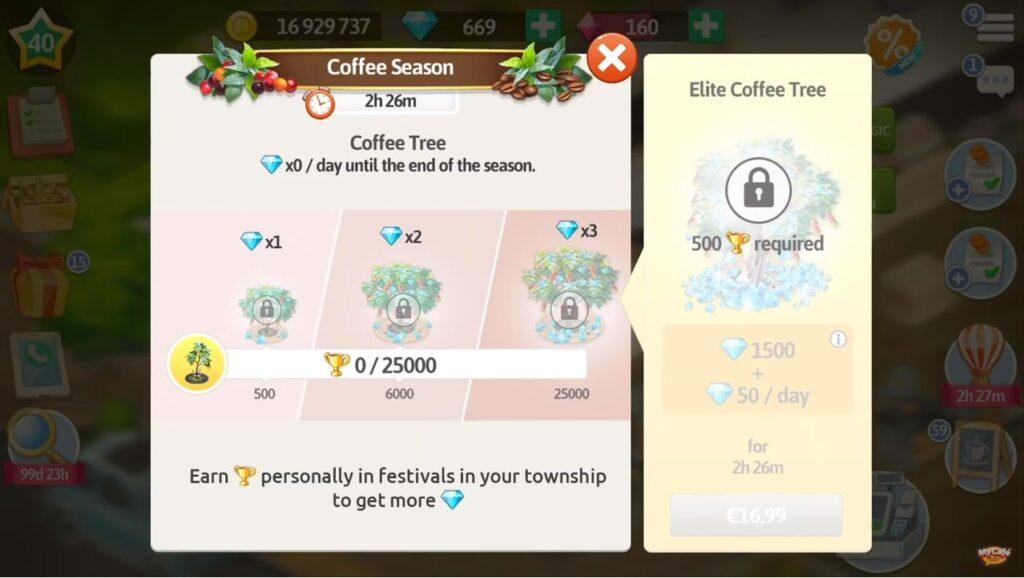 Moja Kawiarnia Aktualizacja 2020.9 sezon kawowy