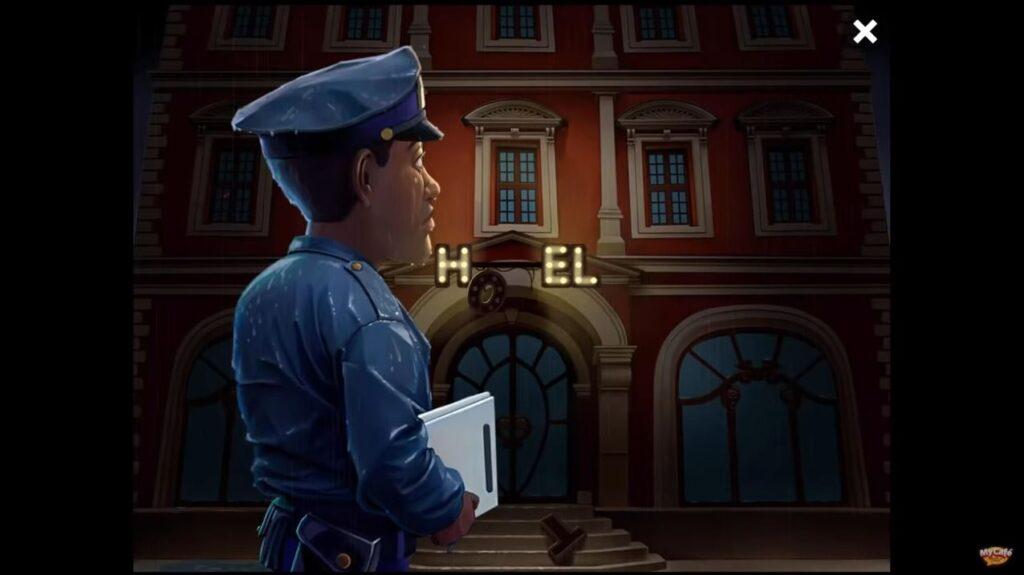 Tajemniczy Hotel - Misja z Watsonem Moja Kawiarnia