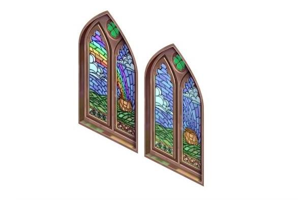 Moja Kawiarnia Aktualizacja 2021.3 Irlandzkie okna